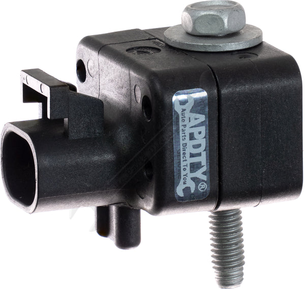 APDTY 601333 Impact Crash Sensor Fits On Radiator Support On 2009 Models