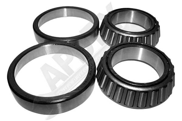 APDTY 108584 Differential Carrier Bearing Kit Replaces Mopar 68003555AA
