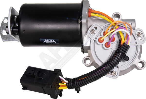APDTY 711022 Transfer Case Shift Motor Fits 4WD 04-08 Ford F150 Mark LT Truck