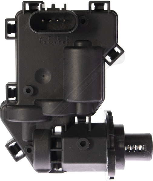APDTY 711214 Front Differential 4WD 4-Wheel Drive Axle Actuator (12471631)
