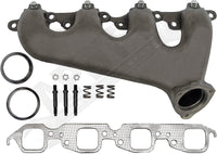 APDTY 785273 Exhaust Manifold Left Side Big Block