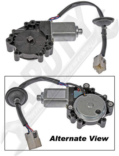 APDTY 853503 Power Window Lift Motor Fits Front Right 2004-2008 Nissan Maxima