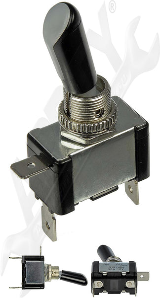 ON-OFF LED TOGGLE SWITCH