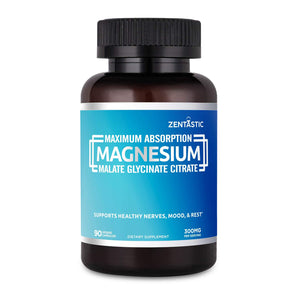 Magnesium - Calming + Relaxing