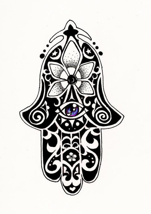 Hamsa Benefits – Different Hamsa Symbols & What They Mean