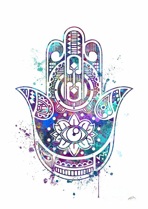 The Hamsa Hand for Evil Eye Protection Anywhere