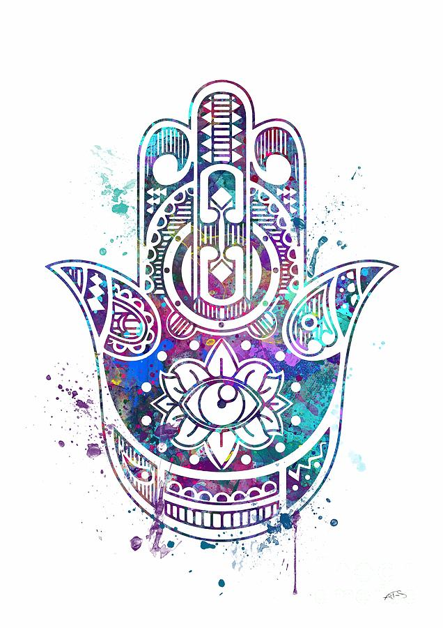 What is the Hamsa Hand & its Relation to the Evil Eye