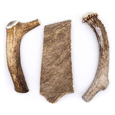 Large Antler Dog Chew Assortment