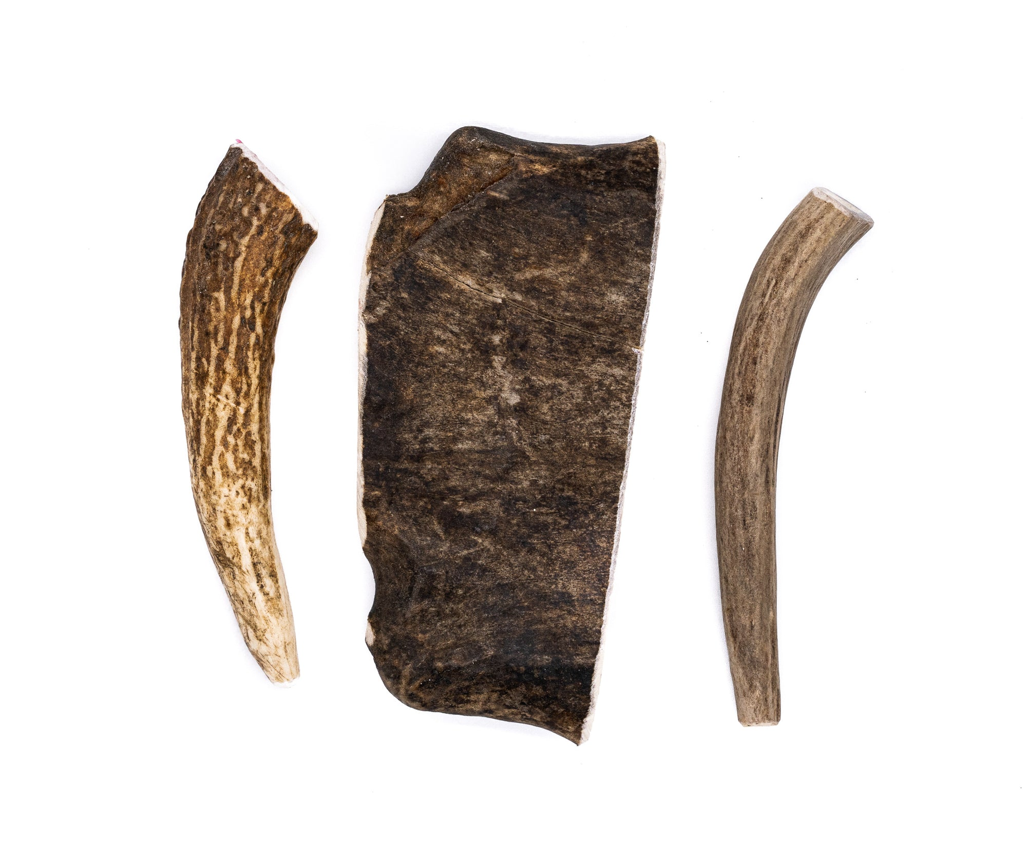 Small Antler Dog Chew Assortment