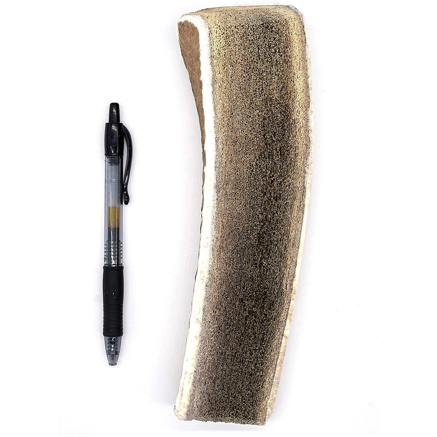 Split Elk Antler Dog Chew