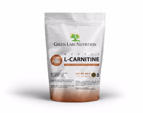 Acetyl L-Carnitine Powder - Green Labs Nutrition