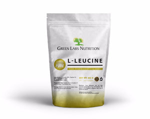 Leucine Powder - Green Labs Nutrition
