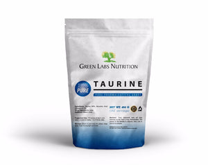 Taurine Powder - Green Labs Nutrition