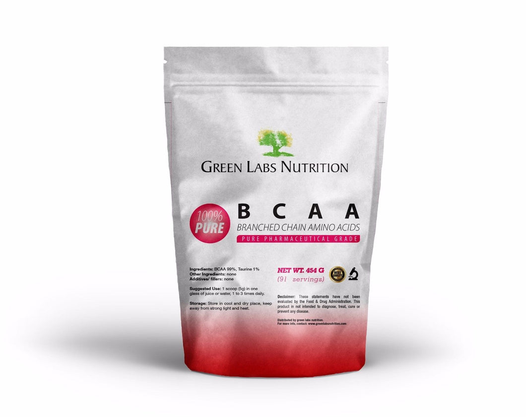 BCAA Powder - Green Labs Nutrition