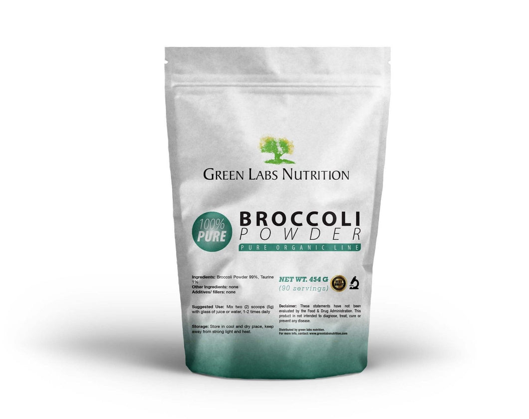 Broccoli Powder - Green Labs Nutrition