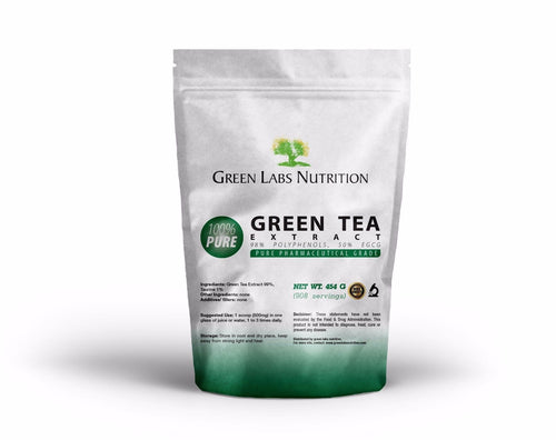 Green Tea Extract Powder - Green Labs Nutrition