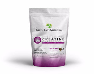 Creatine Monohydrate Powder - Green Labs Nutrition