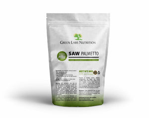 Saw Palmetto Powder - Green Labs Nutrition