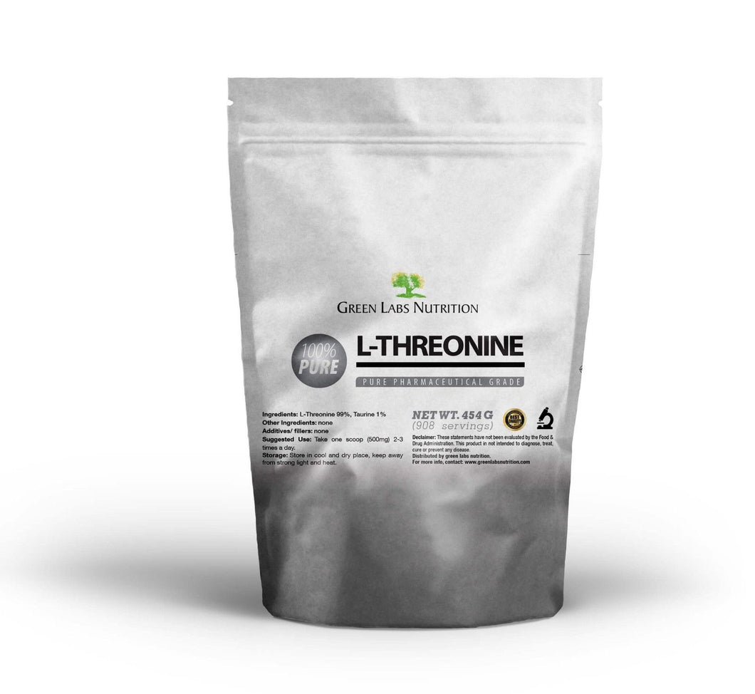 L-Threonine Powder - Green Labs Nutrition
