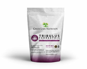 Tribulus Terrestris 45% Saponins Powder - Green Labs Nutrition