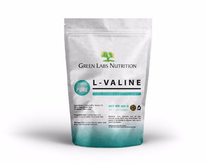 L-Valine Powder - Green Labs Nutrition