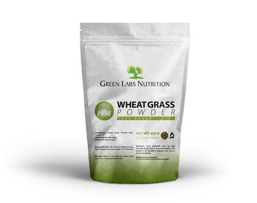Wheatgrass Powder - Green Labs Nutrition