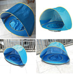 Baby Beach Tent UV protection