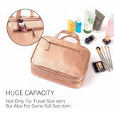 URBN Rose Gold Cosmetic Bag