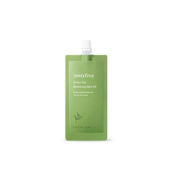 Green Tea Balancing Skin EX 7Days (10ml) innisfree