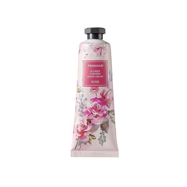 Flower Scented Hand Cream Rose (50ml)