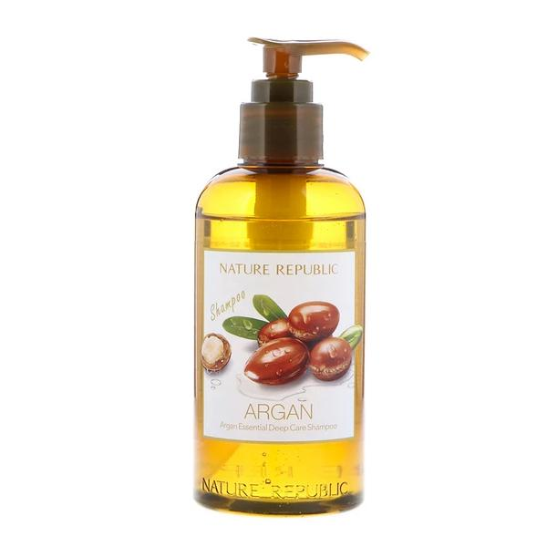 Argan Essential Deep Care Shampoo (300ml) NATURE REPUBLIC