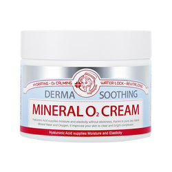 Derma Soothing Mineral O2 Cream (100ml) Nightingale