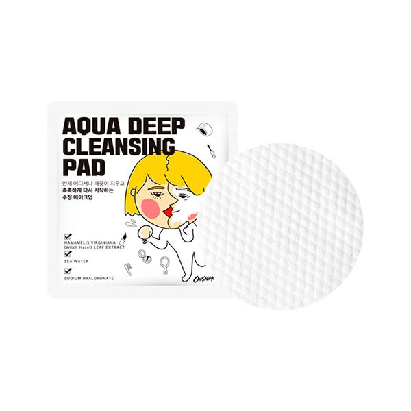 Aqua Deep Cleansing Pad (1ea)