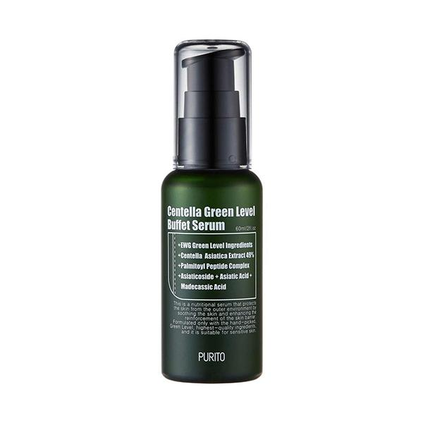 Centella Green Level Buffet Serum (60ml) Purito