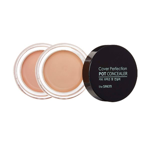 Cover Perfection Pot Concealer (4g) the SAEM