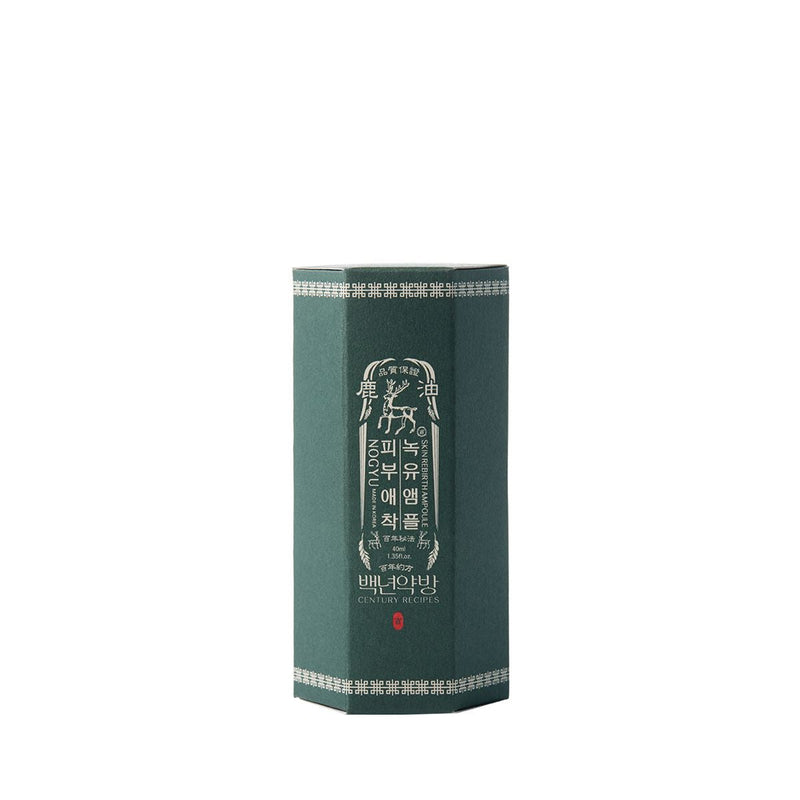 Nogyu Skin Rebirth Ampoule (40ml) CENTURY RECIPES  ?id=15298155479119