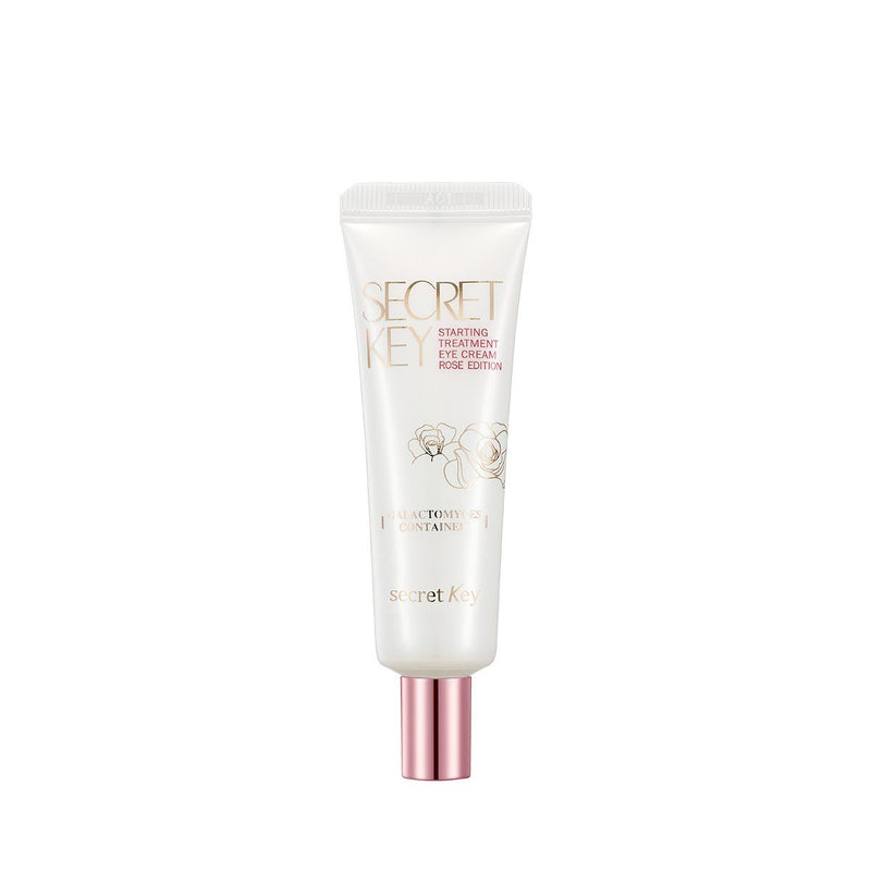 Starting Treatment Eye Cream Rose Edition (30g) secret Key