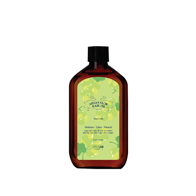 Argan Glow Hair Oil Green Grape (110ml)