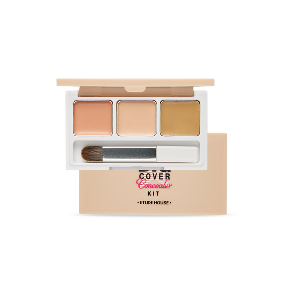 Big Cover Concealer Kit (3g)