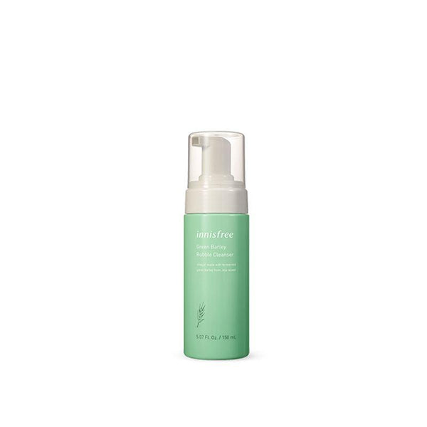 Green Barley Bubble Cleanser (150ml) innisfree