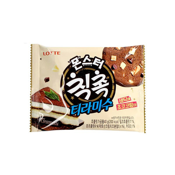 Monster Chic Choc Cookie (40g)_Tiramisu