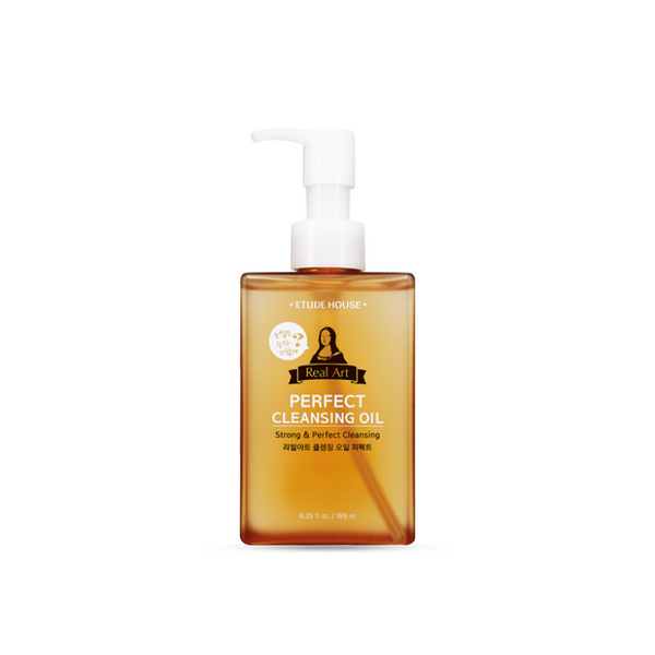 Real Art Cleansing Oil Perfect (185ml)