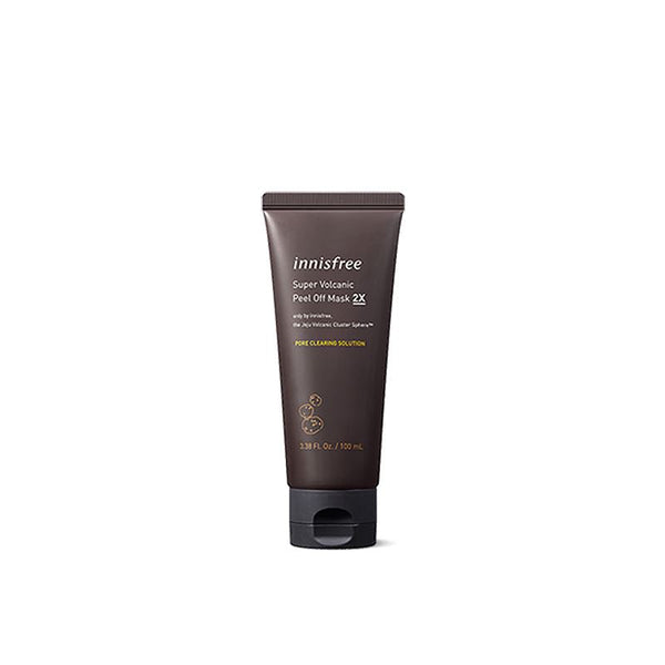 Super Volcanic Peel Off Mask 2X (100ml) innisfree