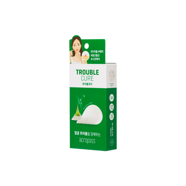 Trouble Cure (6patch)