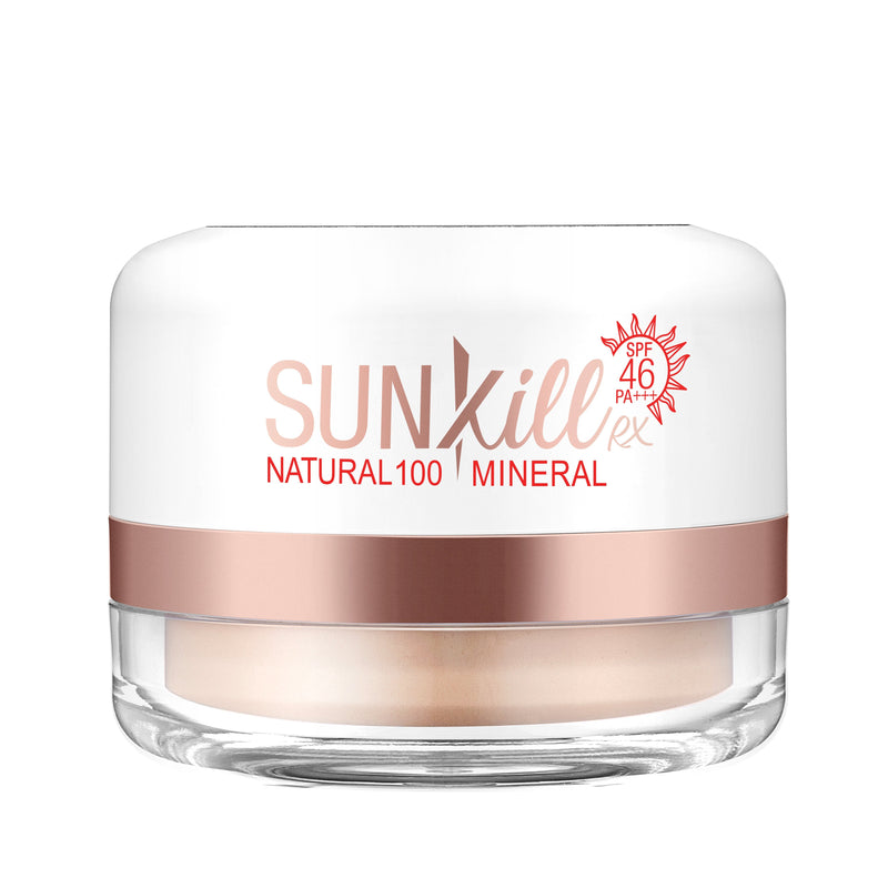 Natural 100 Mineral Sunkill RX (12g)