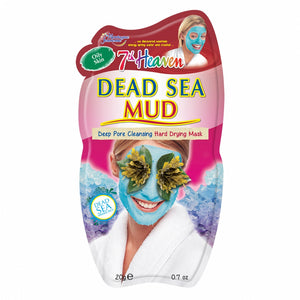 7th Heaven Montagne Jeunesse Dead Sea Mud Mask