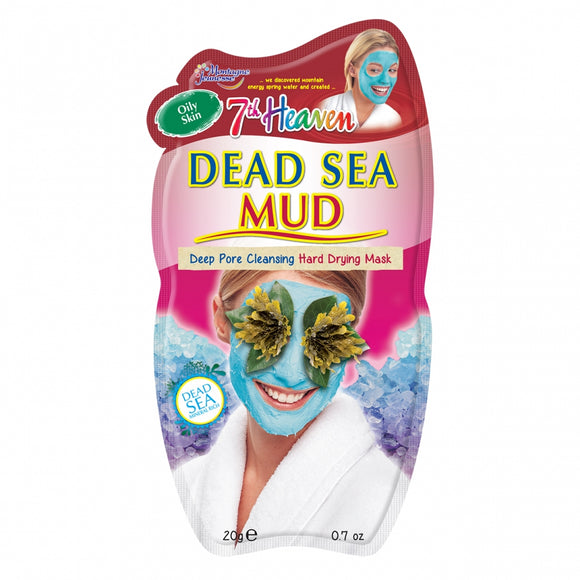 7th Heaven Dead Sea Mud Mask