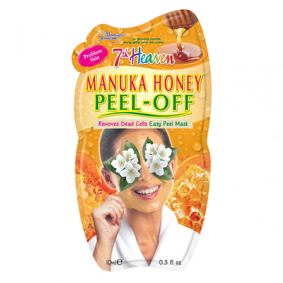 7th Heaven Manuka Honey Peel Off Mask