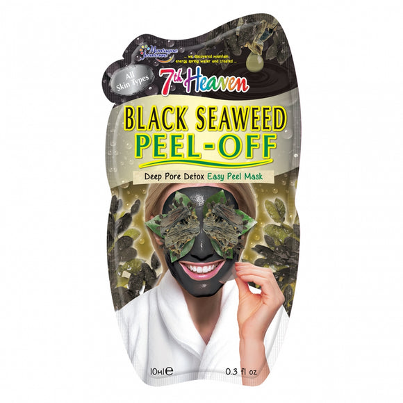 7th Heaven Black Seaweed Peel Off Mask