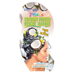 7th Heaven Montagne Jeunesse Coconut Protein Rescue Hair Masque